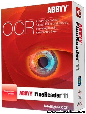 ABBYY FineReader 900662 Rus Professional Edition не